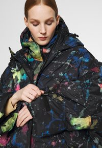 Diesel - JANUA - Winter coat - black/multicolour - 5