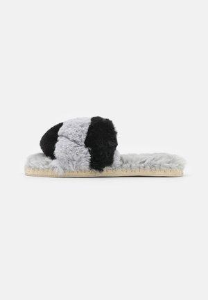 Pantoffels - gris