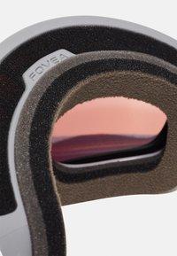 POC - FOVEA CLARITY UNISEX - Ski goggles - pegasi grey/spektris orange - 3
