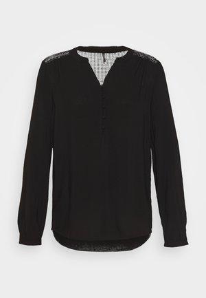 ONLEDDIE DETAIL - Blouse - black