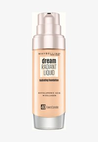 Maybelline New York - DREAM RADIANT LIQUID MAKE-UP - Foundation -  40 fawn - 0