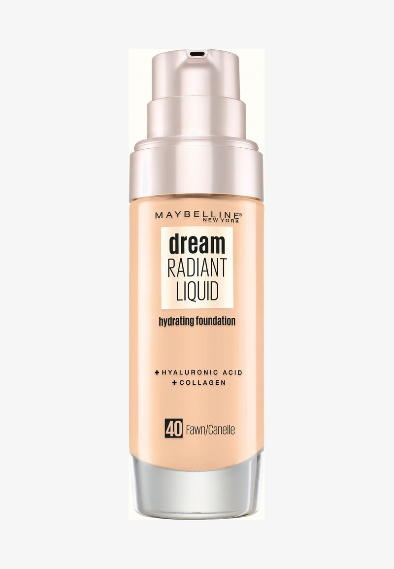 Maybelline New York - DREAM RADIANT LIQUID MAKE-UP - Foundation -  40 fawn