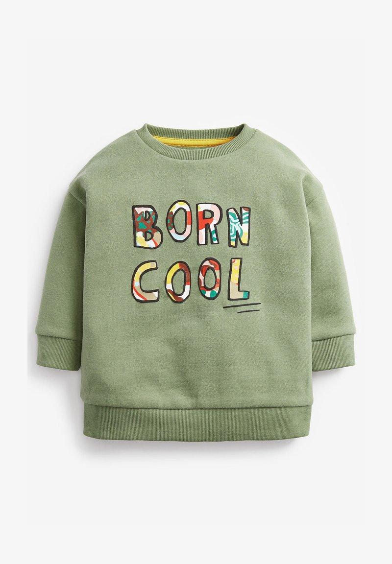 Next - BORN COOL  - Sweater - khaki