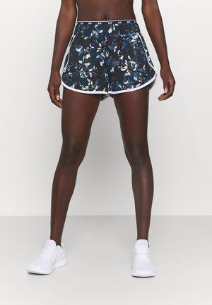 ON YOUR MARKS RUNNING SHORTS - Sports shorts - blue