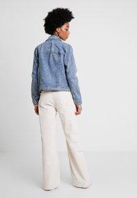 Hollister Co. - CLASSIC JACKET - Denim jacket - blue denim - 2