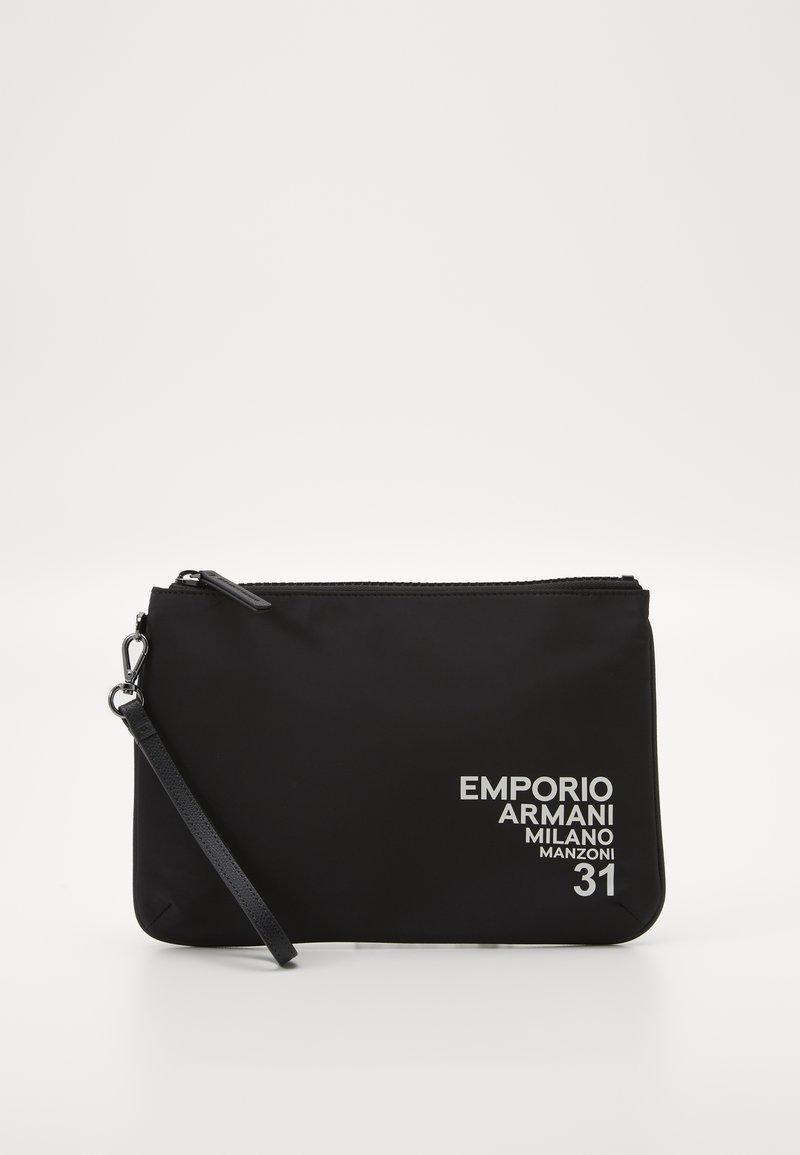 Emporio Armani - Håndtasker - black