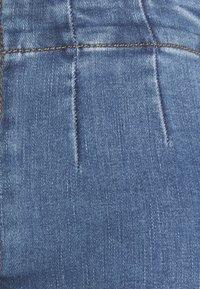 NA-KD - BASIC - Denim shorts - blue - 2