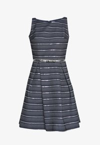 Swing - Cocktail dress / Party dress - marine /silber - 5