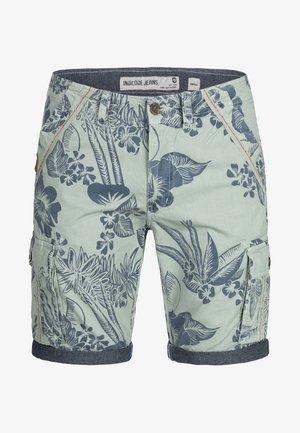 ALBERT - Shorts - turquoise