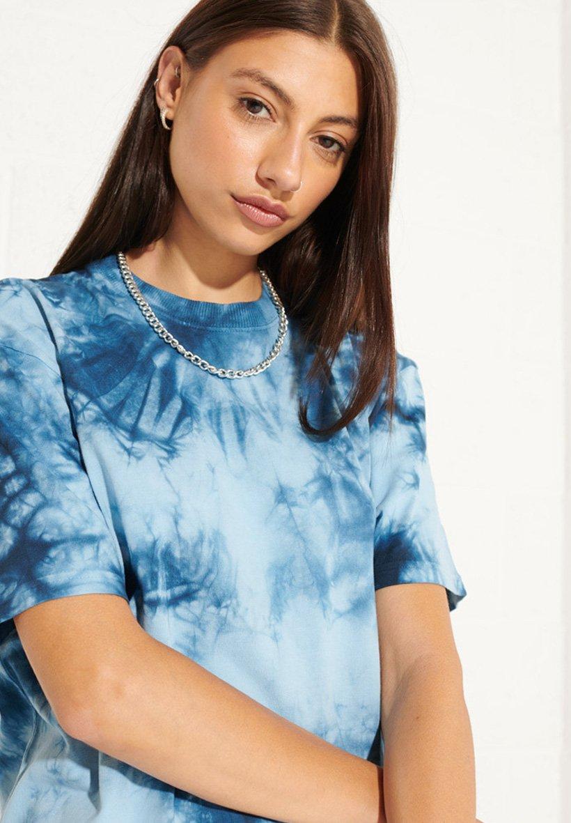 Men UNISEX TIE DYE - Print T-shirt