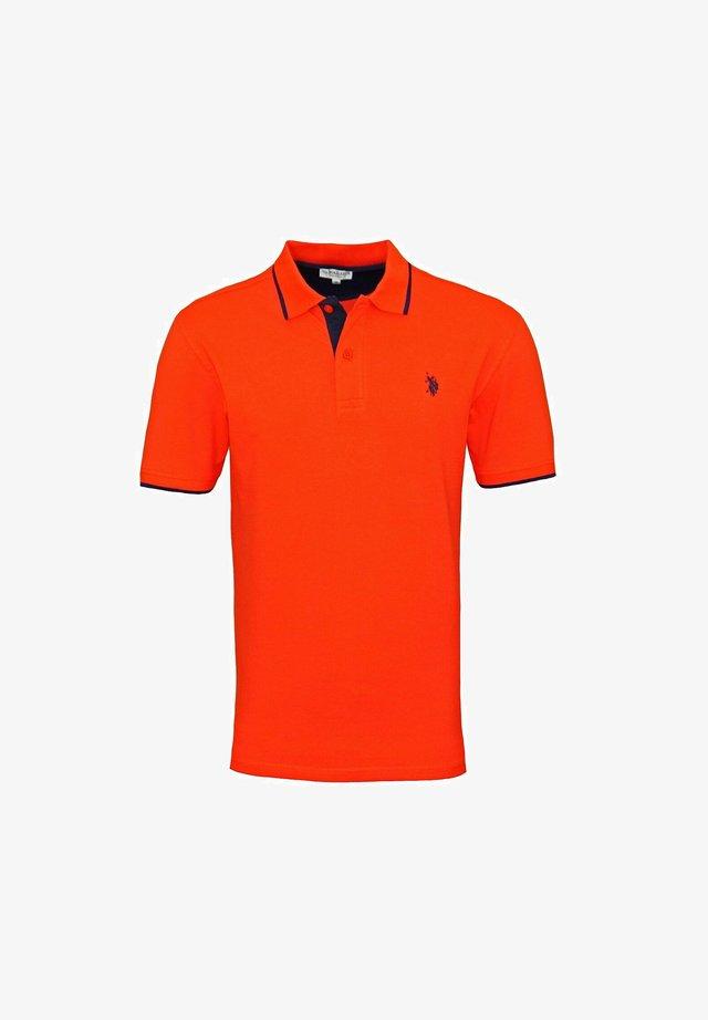 Poloshirt - coral