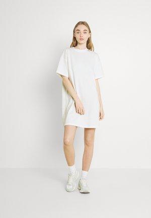 SUMMER  D2D - Jersey dress - bright white