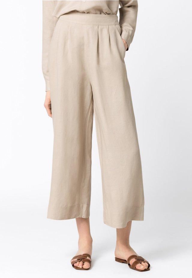 Pantalon classique - hellbeige