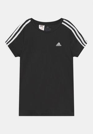 UNISEX - Printtipaita - black/white