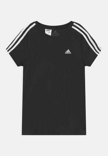 UNISEX - T-shirt z nadrukiem - black/white
