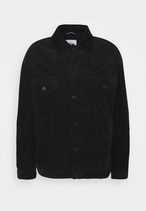 TRUCKER UNISEX - Light jacket - black