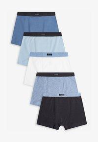 Next - 5 PACK - Pants - blue - 0