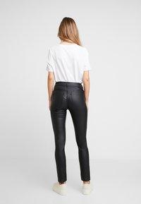Dr.Denim Petite - PLENTY - Jeans Skinny Fit - black metal - 2