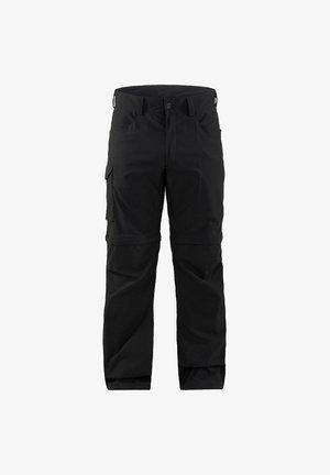 Friluftsbyxor - true black short