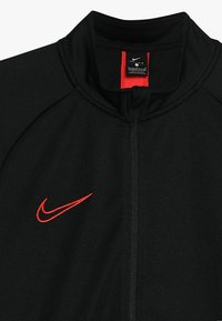 Nike Performance - DRY ACADEMY SET - Tracksuit - black/ember glow - 6