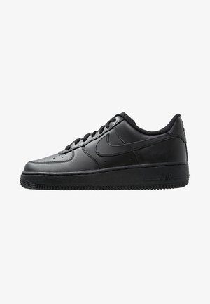 AIR FORCE 1 '07 - Matalavartiset tennarit - black