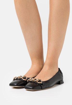 LENA - Ballerina - schwarz