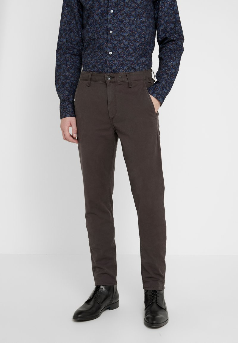 rag & bone - FIT 2 CLASSIC CHINO - Chinosy - grey