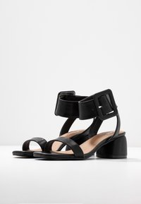Rubi Shoes by Cotton On - BELLE BUCKLE - Sandály - black - 4