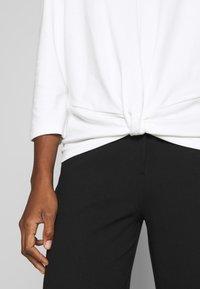 someday. - USUBI - Long sleeved top - milk - 4