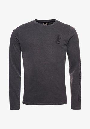 AMERICAN CLASSIC - Pitkähihainen paita - vintage black