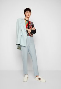 PS Paul Smith - TROUSERS - Kalhoty - mint - 4