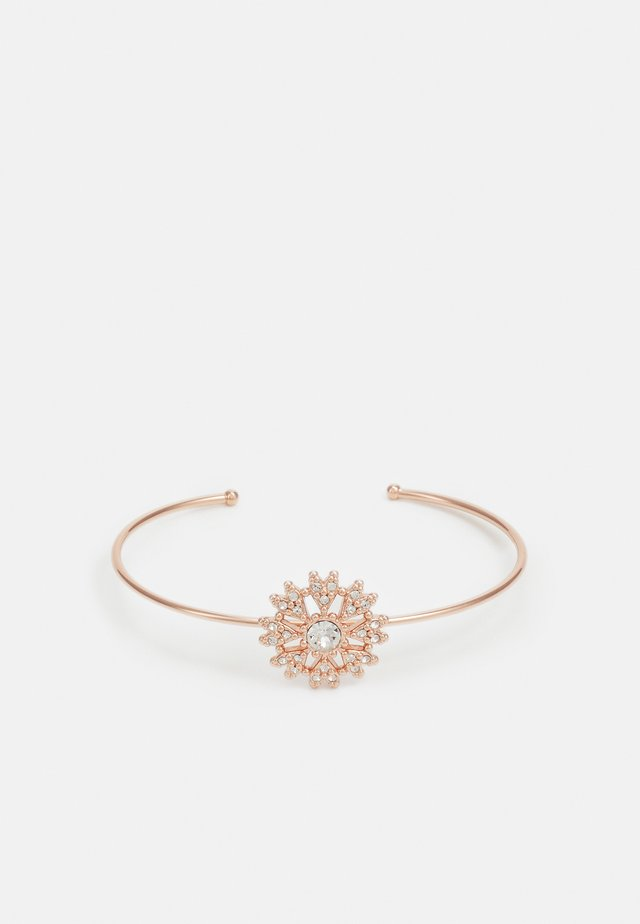 LEVETTA LOVE BLOSSOM ULTRA FINE CUFF - Rannekoru - rose gold-coloured