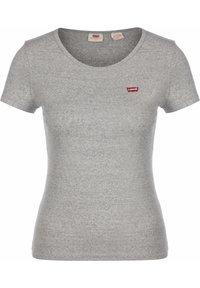 Levi's® - 2 PACK - Camiseta básica - smokestack & sea capitan blu - 1