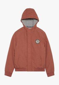 Quiksilver - CHOPPY IMPACT - Outdoor jacket - redwood - 0