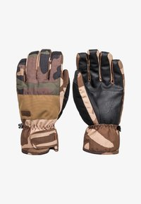 Billabong - Gloves - woodland camo - 0
