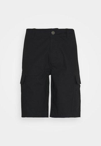 MILLERVILLE - Shorts - black