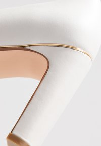 Pier One - High heels - white - 2