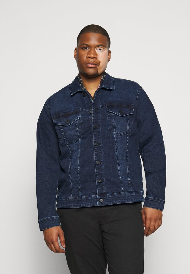ONSCOME TRUCKER - Denim jacket - blue denim
