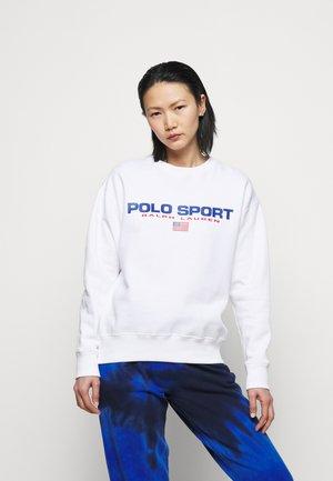 SEASONAL - Sweatshirt - white