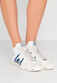 Premiata - TAYL - Sneaker high - white - 0