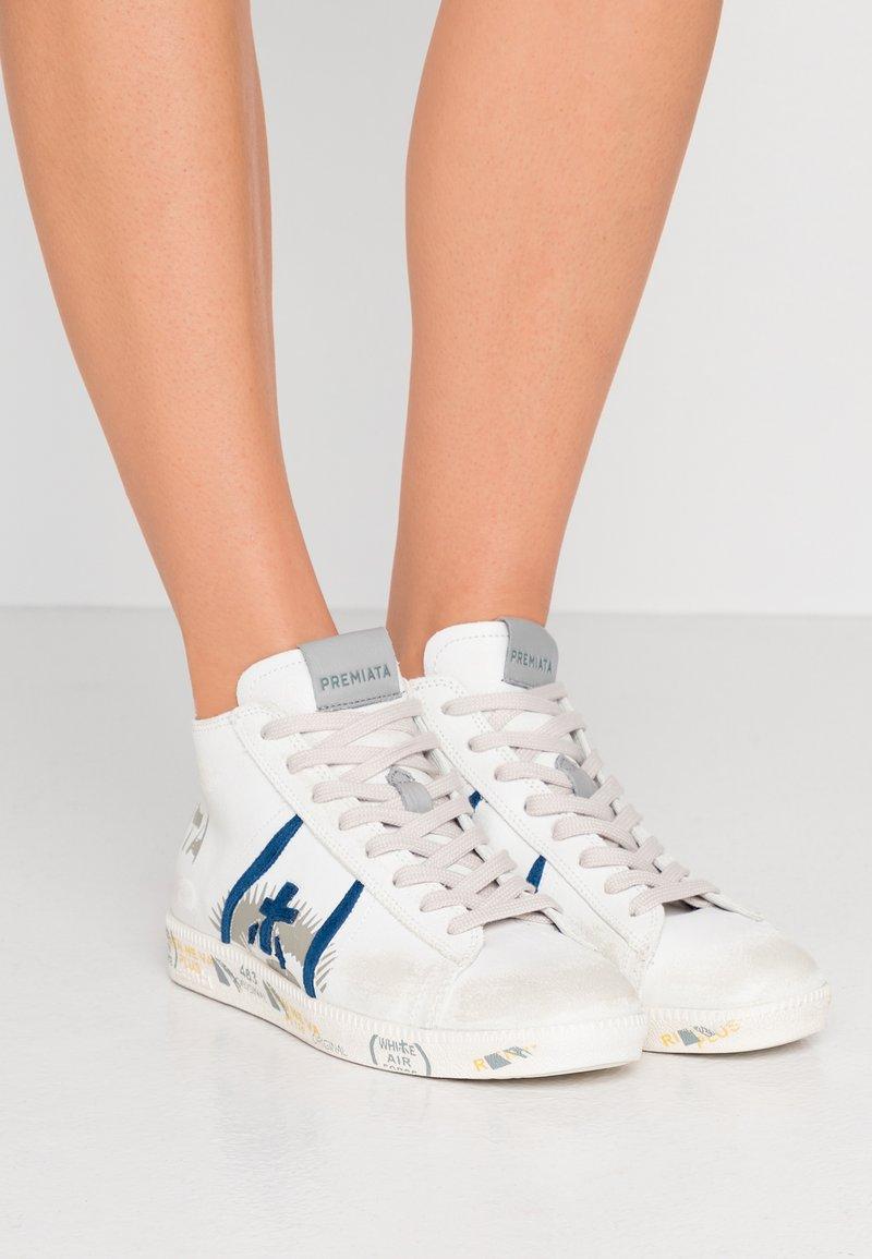 Premiata - TAYL - Sneaker high - white