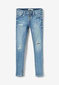 Name it - Jeans Skinny Fit - light blue denim - 4