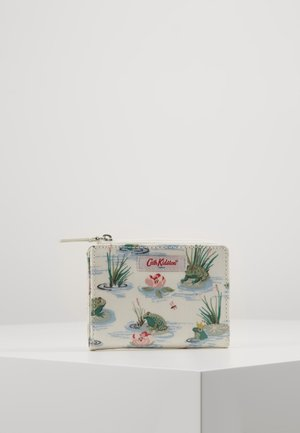 SLIM POCKET PURSE - Geldbörse - warm cream