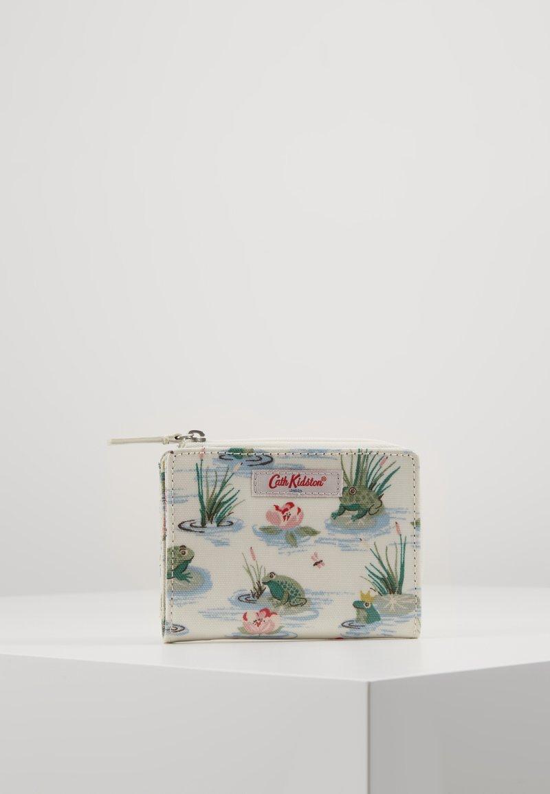 Cath Kidston - SLIM POCKET PURSE - Wallet - warm cream