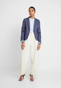 Mos Mosh - MATTIE  - Button-down blouse - light blue - 1