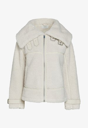 Light jacket - off-white