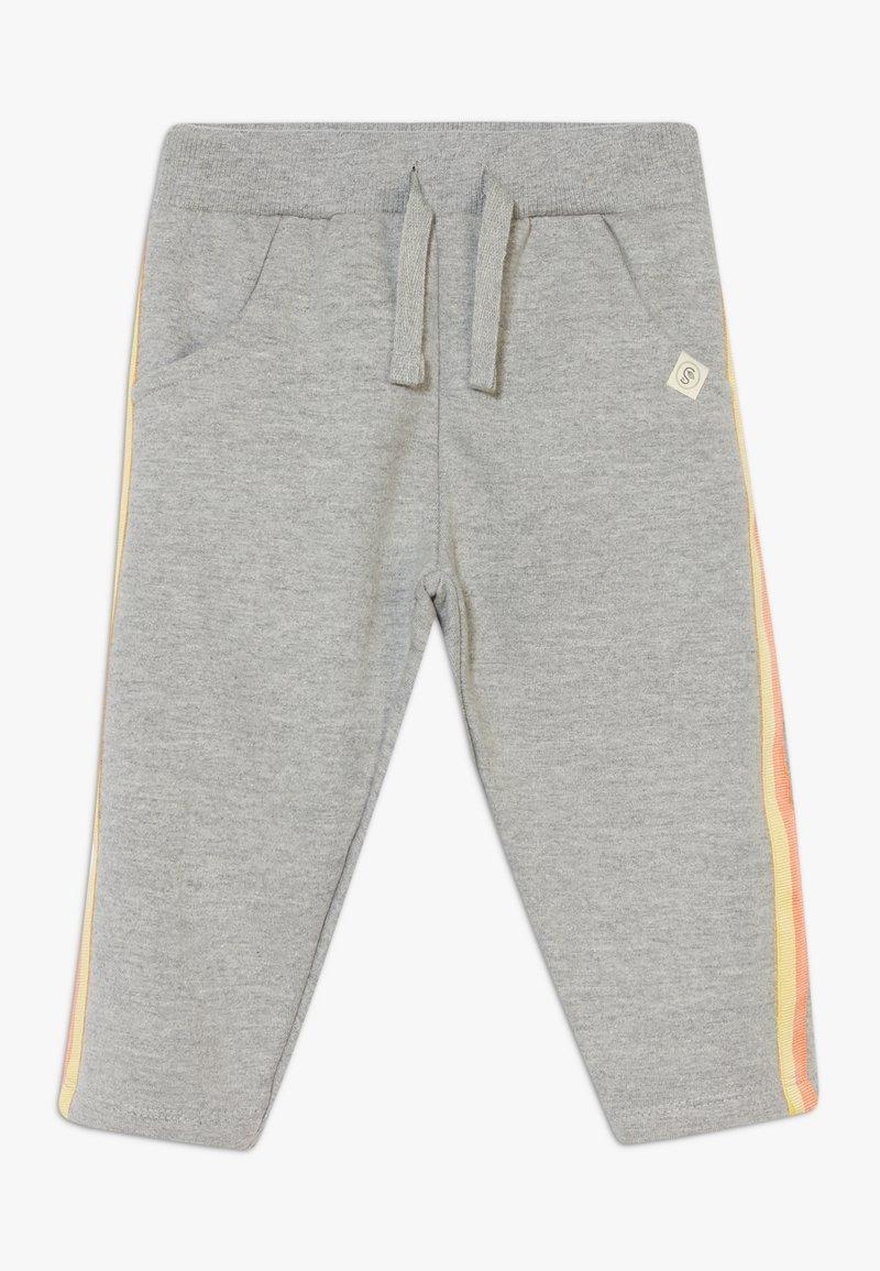 Smitten Organic - BABY ZGREEN - Kalhoty - grey melange