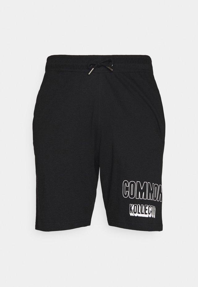 NEW ORDER UNISEX - Shorts - black