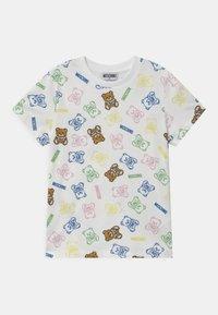 MOSCHINO - UNISEX - Print T-shirt - white - 0