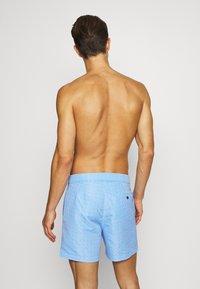 Frescobol Carioca - TRUNKS TAILORED ANGRA - Swimming shorts - blue - 1
